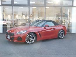 BMW Z4 M40i ブラウンレザーシート  ハーマンカードン