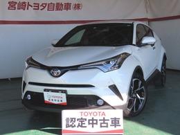 トヨタ C-HR ハイブリッド 1.8 G LED エディション 純正9インチナビ&カメラ付