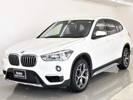 BMW X1 xドライブ 18d xライン 4WD 黒革 ハイラインP ACC ヘッドアップ 18AW