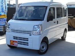 スズキ エブリイ 660 PA ハイルーフ 4WD 4AT車