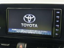 純正ナビ『嬉しいナビ付き車両ですので、ドライブも安心です☆DVD再生、Bluetooth接続可能♪フルセグTV付きです!』