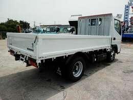 H27 三菱 キャンター 2t10尺 平ボディ 積載2000kg 走行218000km ボディ内寸長さ3120 幅1610 高さ380