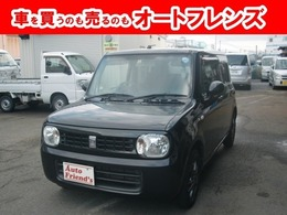 スズキ アルトラパン 660 G MナビTV軽自動車安心保証整備車検24ヵ月付