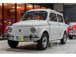 フィアット 500(チンクエチェント) ジャルディヌエラ 国内ワンオーナー