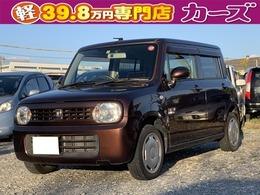 スズキ アルトラパン 660 G /TEL・WEB商談可/スマートキー/保証付