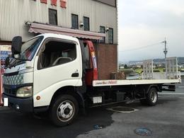 トヨタ ダイナ 4.1 ワイド 超ロング 高床 ディーゼルターボ