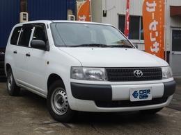 トヨタ プロボックスバン 1.3 DX ガソリン・1300CC・車検整備付