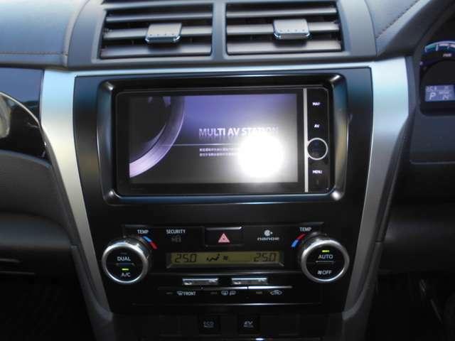 フルセグ地デジテレビ!バックモニター!Bluetooth対応!