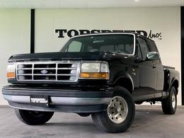フォード F-150 XLT 新車並行車 4WD ベンチシート ブラック修復塗装済 燃料サブタンク