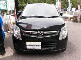 人気のAZワゴンがブラックで、XSスペシャルで、禁煙車で、車検整備付きで、全国ロング保証24ヶ月又は3万キロまで付いて驚きの価格!これは早い者勝ちですよ^^