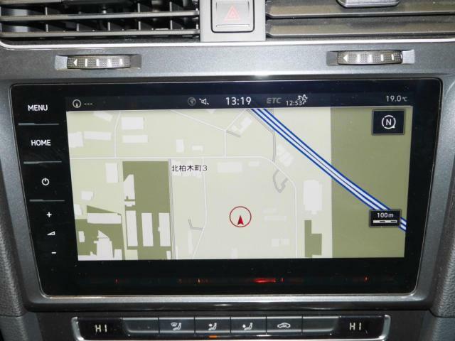 DiscoverProは車両情報の設定などもお好みに合わせて設定可能となっております。