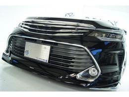 トヨタ カムリハイブリッド 2.5 新品4眼ヘッドライト 新品モデリスタ