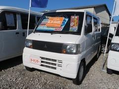 三菱 ミニキャブバン の中古車 660 CD 4WD 大分県日田市 39.8万円