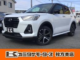 ダイハツ ロッキー 1.0 G SUV・ターボ車・キーフリー・純正アルミ