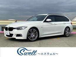 BMW 3シリーズツーリング 320i Mスポーツ 純ナビ/純正OP19AW/パワーリアゲート