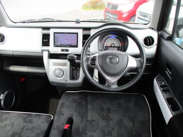 ■室内もきれいなので快適にドライブが楽しめます。