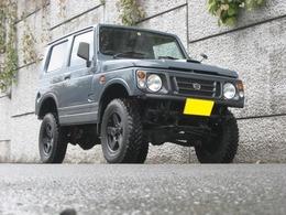 スズキ ジムニー 660 ランドベンチャー 4WD リビルトエンジン新規搭載済
