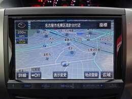 トヨタ純正8インチナビです!Bluetooth、フルセグTV、DVD再生、CD録音、など多機能なナビです!