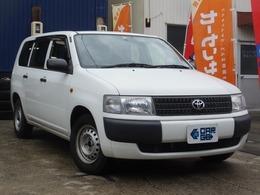 トヨタ プロボックスバン 1.3 DX ガソリン・1300CC・ETC・車検整備付