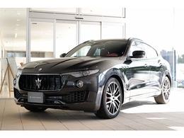 マセラティ レヴァンテ グランスポーツ 4WD 新車保証継承 21インチホイール