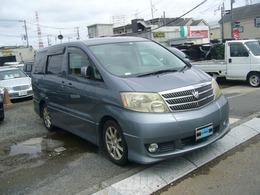 トヨタ アルファード 3.0 G MS 4WD