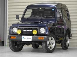 スズキ ジムニー 660 パノラミックルーフ EC 4WD タイミングベルト交換済み・シートカバー