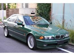 BMWアルピナ B10 V8 禁煙 アルピナグリーン サンルーフレス