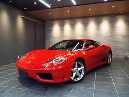 フェラーリ 360モデナ F1 F1ポンプ新品交換済 ディーラー車