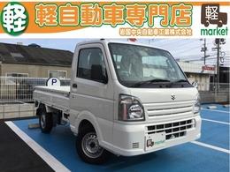 スズキ キャリイ 660 KCエアコン・パワステ 3方開 5MT エアコン パワステ 届出済未使用車