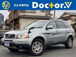 ボルボ XC90 3.2 SE AWD 4WD デイライト 7人乗 Bカメラ 保証付