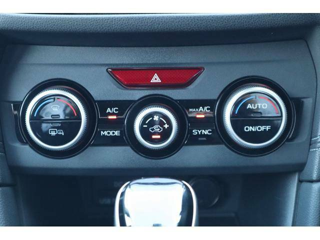 空調は左右独立温度調整機能付フルオートエアコンを装備!室内が快適空間になりますね。