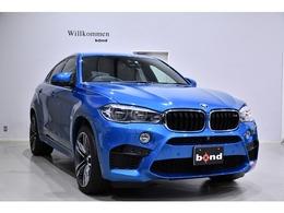 BMW X6 M 4.4 4WD BANG&OLUFSEN 前後シートヒーター