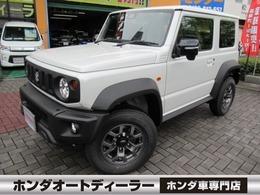 スズキ ジムニーシエラ 1.5 JC 4WD 新品ストラーダナビ スズキセーフティサポ
