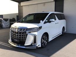 トヨタ アルファード 2.5 S Cパッケージ 11インチナビ・サンルーフ・フルエアロ