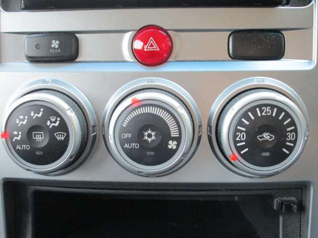 AUTO設定で風量、風向きを自動調整してくれます。