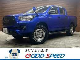 トヨタ ハイラックス 2.4 X ディーゼルターボ 4WD 4WD SDナビTV Bカメラ 1オーナー