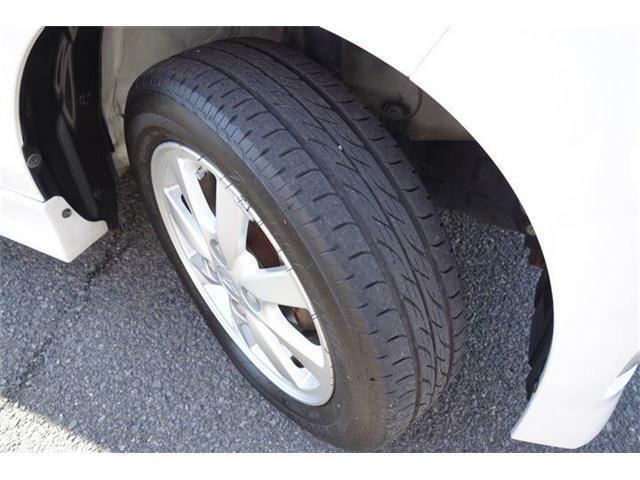 タイヤの溝もあります