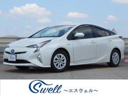トヨタ プリウス 1.8 S セーフティ プラス ワンオーナー/メーカー保証付/純ナビTV