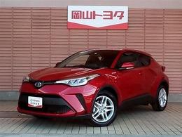 トヨタ C-HR ハイブリッド 1.8 S 禁煙車・ナビ・バックモニタ-付