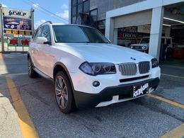 BMW X3 3.0si 4WD サンルーフ付き車