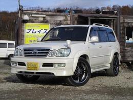 トヨタ ランドクルーザー100 4.7 VXリミテッド Gセレクション 4WD シグナス仕様 1ナンバー