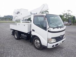 日野自動車 デュトロ 高所作業車 アイチ SS10A 9.7m