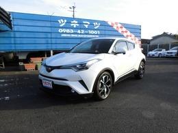 トヨタ C-HR ハイブリッド 1.8 G LED エディション 純正ナビ/TV/バックカメラ・純正アルミ