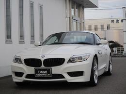 BMW Z4 sドライブ 20i Mスポーツ 19AWアルカンターラレザーコンビシート