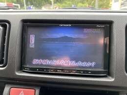 メモリーナビTV装着で走りだけでなく渋滞なども暇しません!!