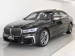 BMW 7シリーズ M760Li xドライブ 4WD 後期 SR 本革 レーザL リモートP NV B&W