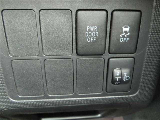 【片側パワースライドドア】車内からも開閉ができ、乗り降りも楽々です♪