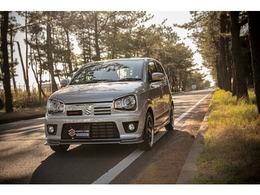 スズキ アルト ワークス 660 STREET-PKG ローダウン 新車コンプリート