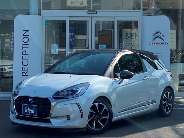 DS AUTOMOBILES DS3 シック入荷しました!