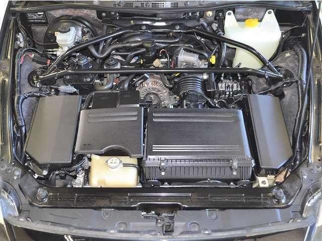 エンジンは排気系を見直したライトチューン☆